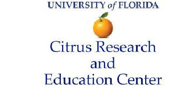 University of Florida- Citrus Research and Education Center  logo