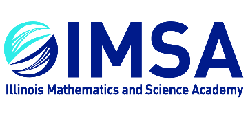 Illinois Mathematics and Science Academy logo