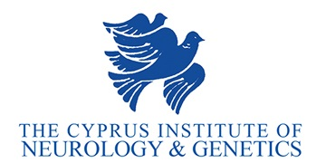 The Cyprus Institute of Neurology and Genetics logo