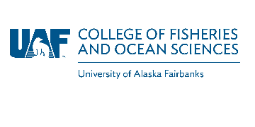 University of Alaska Fairbanks, College of Fisheries and Ocean Sciences logo