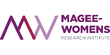 Magee-Womens Research Institute and the University of Pittsburgh logo