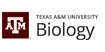 Texas A&M University-Department of Biology logo