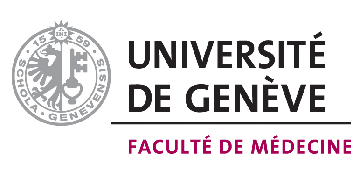 The Faculty of Medicine of the University of Geneva  logo