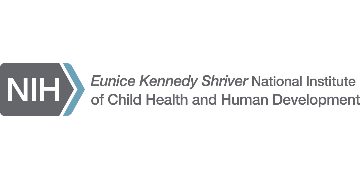 National Institute of Child Health and Human Development logo