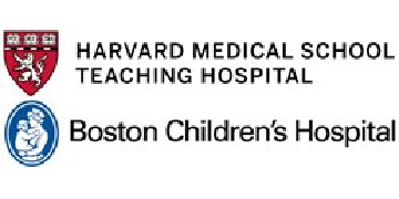 Boston Children's Hospital, Harvard Medical School logo