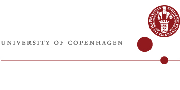 Department of Drug Design and Pharmacology, University of Copenhagen  logo