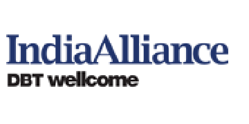 The Wellcome Trust/DBT India Alliance logo