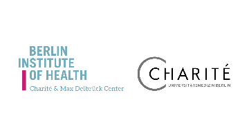 Charitè - Universitätsmedizin Berlin & Berlin Institute of Health (BIH) logo