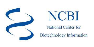 The National Center for Biotechnology Information (NCBI) logo