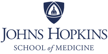 Johns Hopkins University, the Department of Pathology, Division of Neuropathology logo