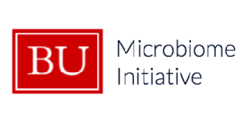 Boston University Microbiome Initiative logo