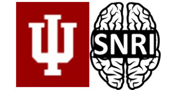 Indiana University School of Medicine & the Stark Neurosciences Research Institute  logo