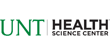 University of North Texas Health Science Center logo