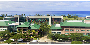 University of Hawaii - John A. Burns School of Medicine logo