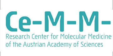 CeMM - Research Center for Molecular Medicine of the Austrian Academy of Sciences logo