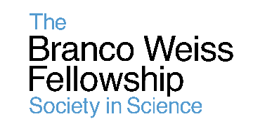 The Branco Weiss Fellowship – Society in Science logo