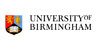 The University of Birmingham logo