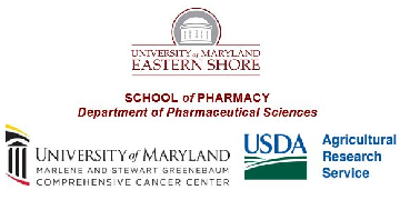 University Maryland Eastern Shore School of Pharmacy logo
