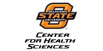 Oklahoma State University Center for Health Sciences logo