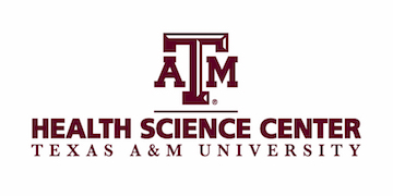 Texas A&M University Health Science Center logo