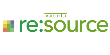 AASHTO re:source logo