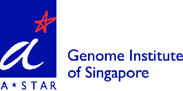 Genome Institute of Singapore, A*STAR logo