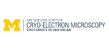 University of Michigan Cryo-EM logo