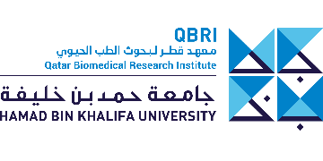 Qatar Biomedical Research Institute (QBRI) logo
