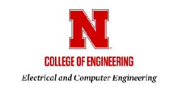 University of Nebraska- Lincoln Electrical and Computer Engineering logo