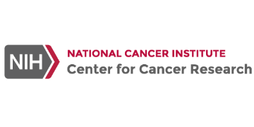 Center for Cancer Research, NCI, NIH logo