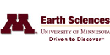 University of Minnesota, Department of Earth Sciences logo
